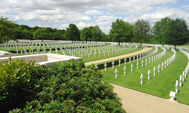 Cambridge American Cemetery