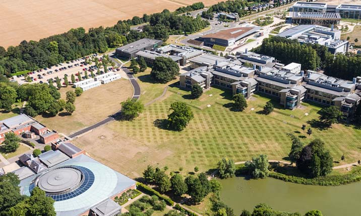 Genome Campus Maintenance Renewal