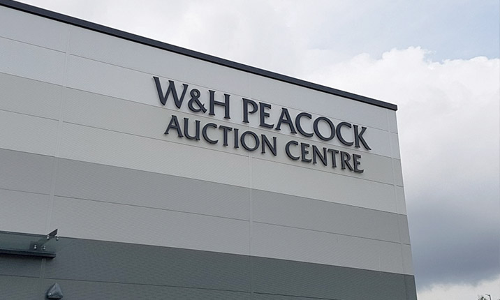 W & H Peacock & Sons Auctioneers