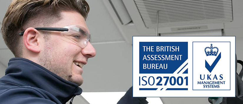 ISO 27001:2013 Stage 2 Audit to UKAS Standards