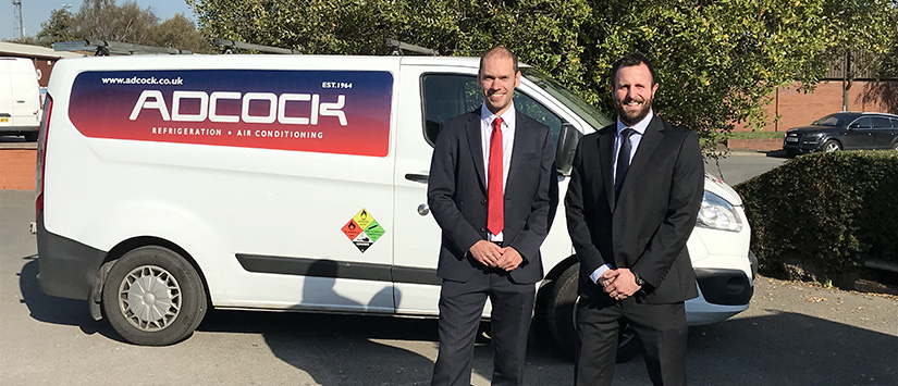Adcock Derby Welcomes New Branch Manager and Moves to Larger Premises