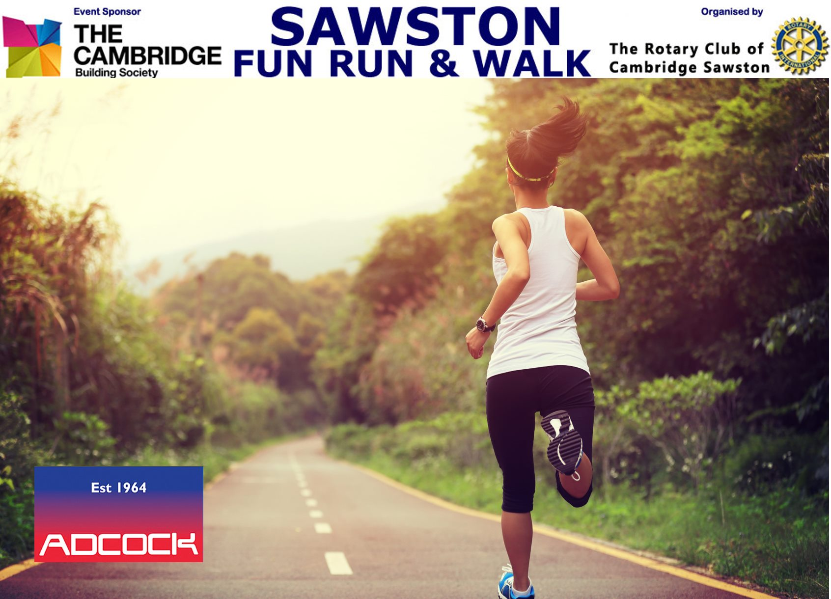 Sawston Fun Run & Walk 2020